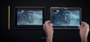 Samsung is mocking Apple again on the latest series of ads