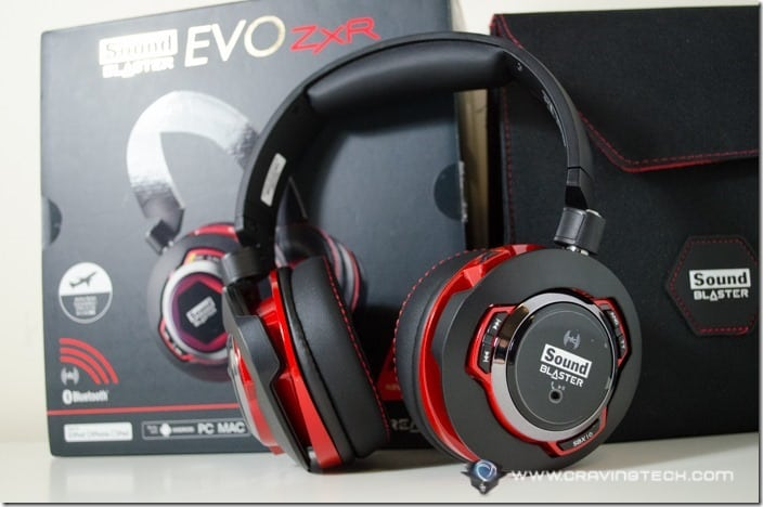 Creative Sound Blaster EVO ZxR review