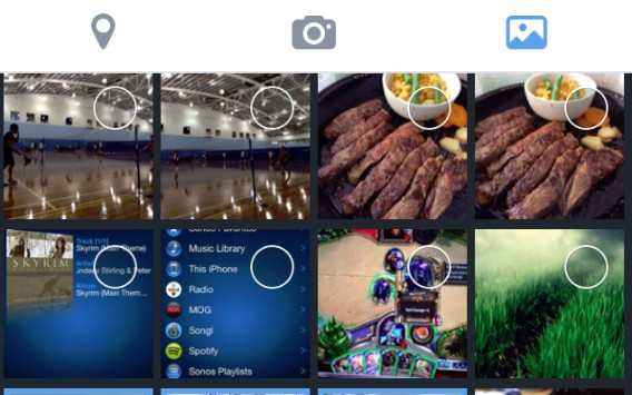 Upload multiple photos on Twitter and tag friends