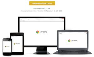 Google Chrome 64-bit version is finally here. Go download it!