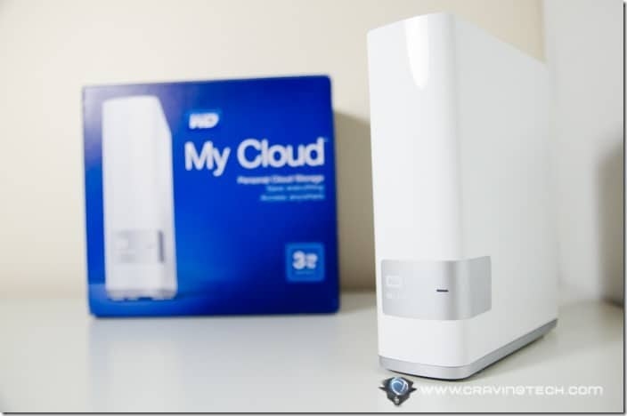WD My Cloud Drive Review