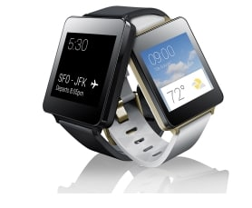 Get your Android Wear watches today (pre-order) from LG and Samsung