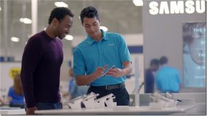Experiencing Samsung at your nearest U.S Best Buy stores