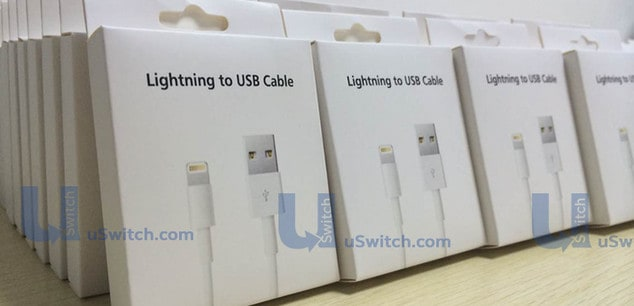 apple new usb cable