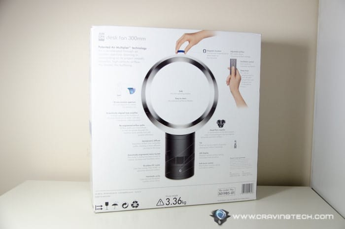 Dyson Cool Review Dyson Fan Gets Quieter Cooler And
