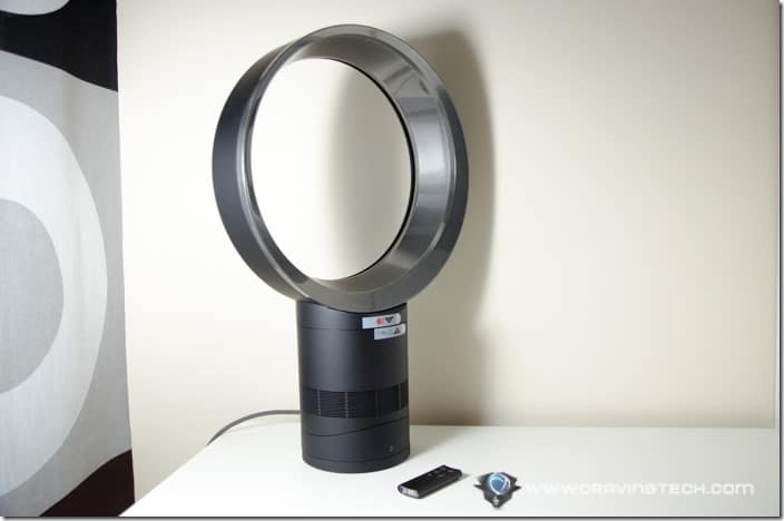 dyson cool review dyson fan gets quieter cooler and. Black Bedroom Furniture Sets. Home Design Ideas