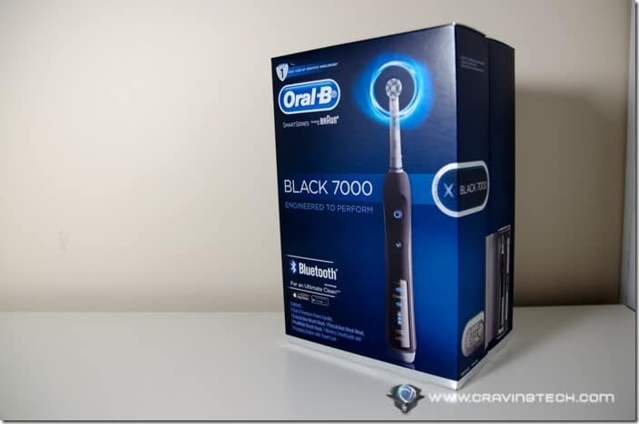 Oral-B SmartSeries 7000 Review