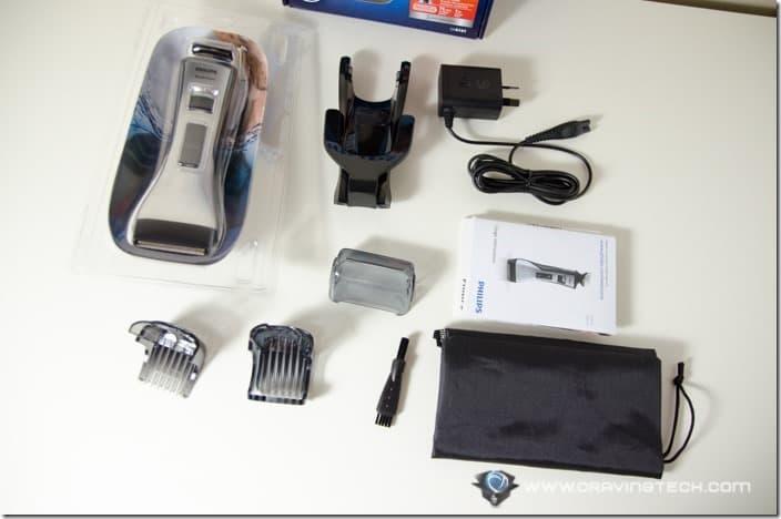 Philips StyleShaver 7000-4