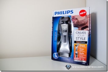 Philips StyleShaver 7000