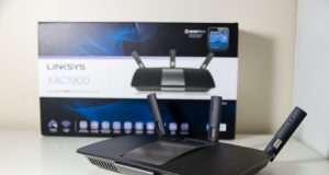 Linksys XAC1900 Review