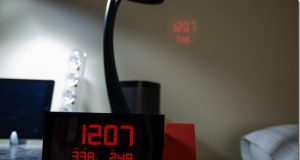 Projection Alarm Clock Review