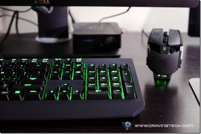 razer blackwidow ultimate 2014 manual