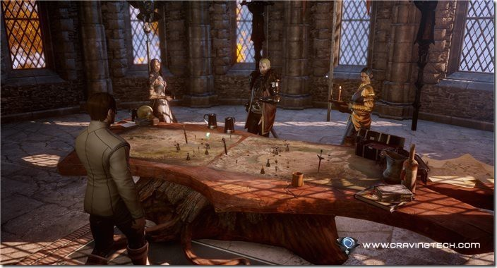 Inquisition table