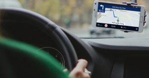 Nokia's HERE Maps available for Android, offering offline navigation. iOS in early 2015