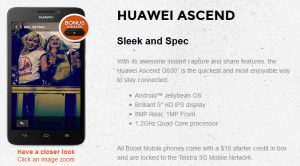 Huawei Ascend G630 Giveaway