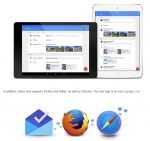 Google Inbox Firefox Safari