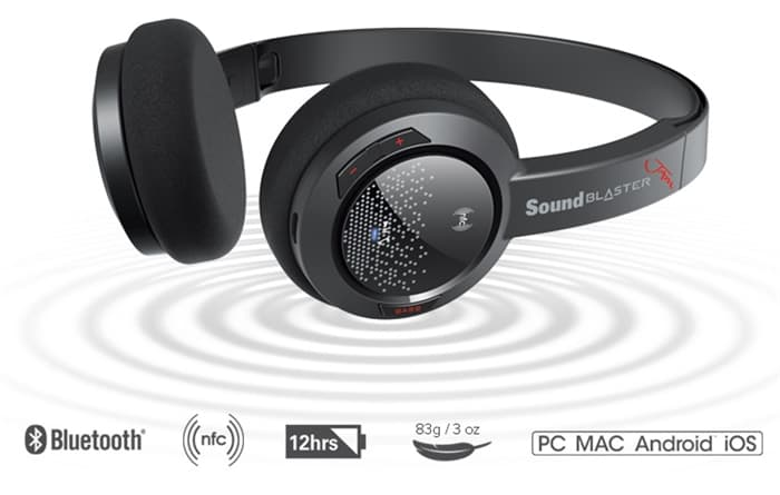 Creative Sound Blaster JAM giveaway