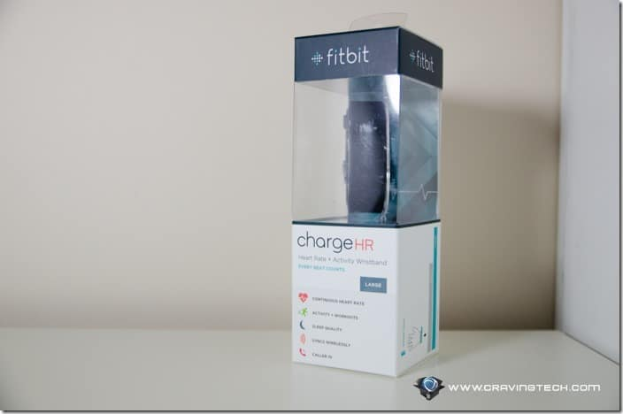 Fitbit ChargeHR-1