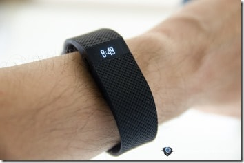 Fitbit ChargeHR-10