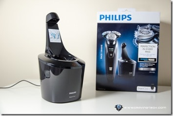 Philips Series 9000 Shaver-15