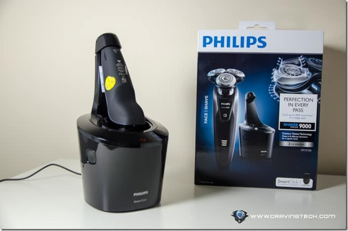 Philips Series 9000 Shaver-16