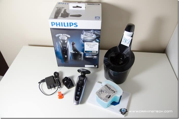Philips Series 9000 Shaver-3