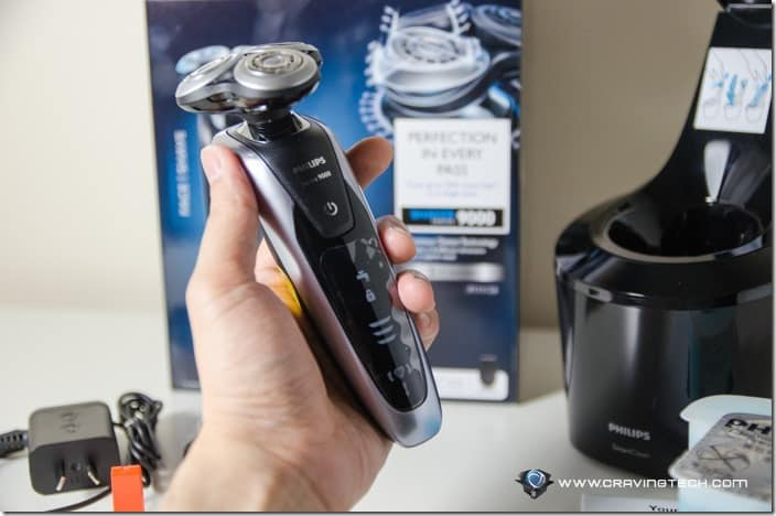 Philips Series 9000 Shaver-4