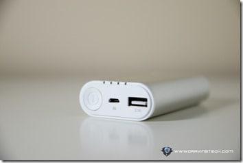 Vinsic 6000mAh portable battery charger-3