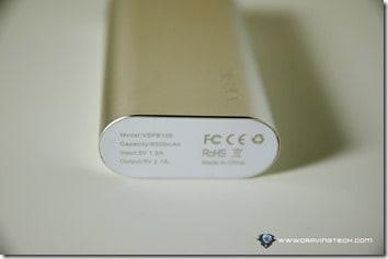 Vinsic 6000mAh portable battery charger-4