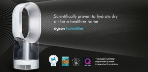 Let the mist begin! – Dyson Humidifier Review