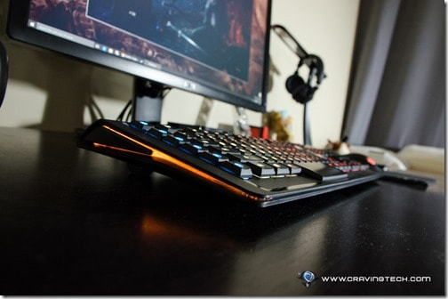 SteelSeries Apex M800-18
