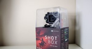 AEE Shotbox S71 Review