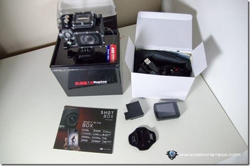 AEE Shotbox S71-3