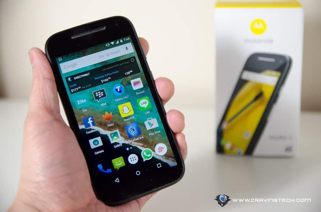 Motorola Moto E-9