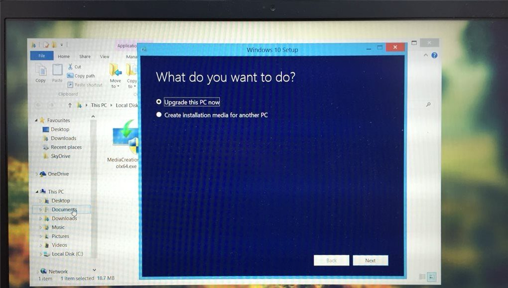 how to update to windows 10 for free