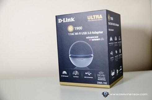 D-Link DWA-192-1