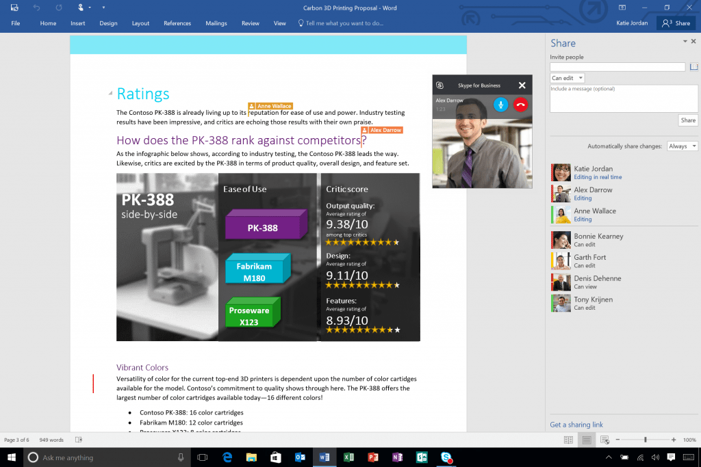 Microsoft office 2016 was released today go and update yours - Get updates for windows office and more ...