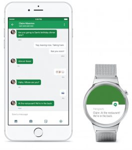 You can now use an Android watch with your iPhone