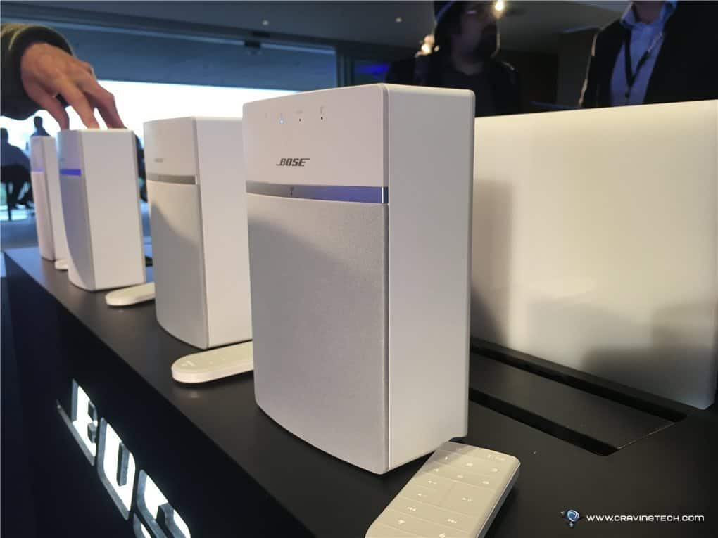 Bose launches the next generation wireless systems