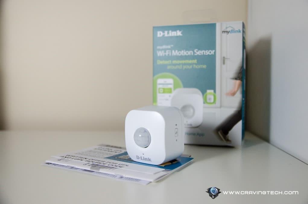 D-Link Smart Plug and Smart Sensor-2