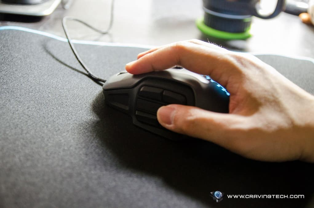 Roccat Nyth Gaming Mouse-30