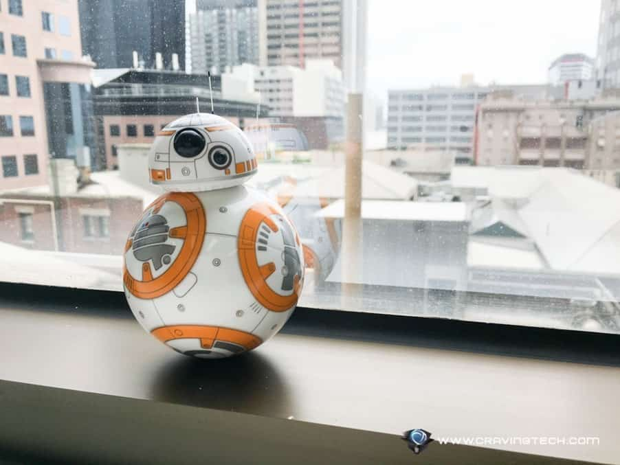 Star Wars BB-8 Droid Review