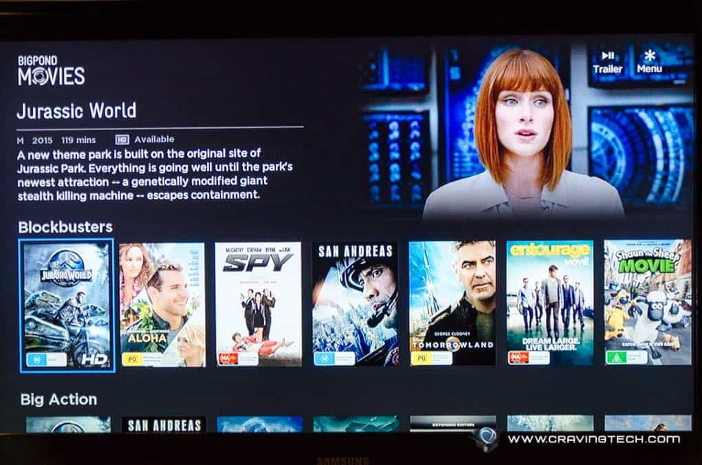Telstra TV Review