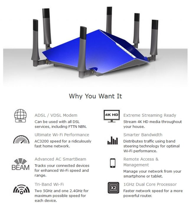 How to set up your FTTB or VDSL with D-Link Taipan modem router