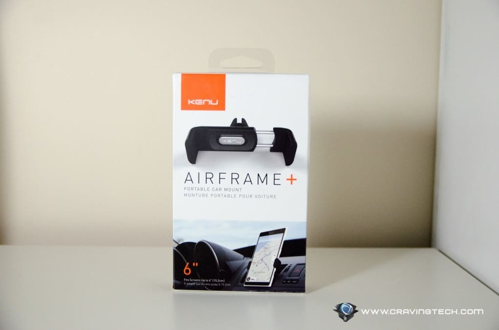 Kenu-AirFrame Review