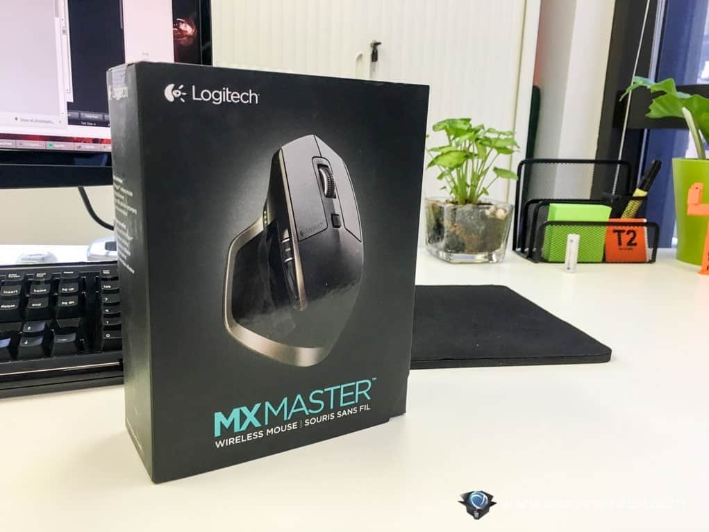 The master of all wireless mouse - Logitech MX Master Review