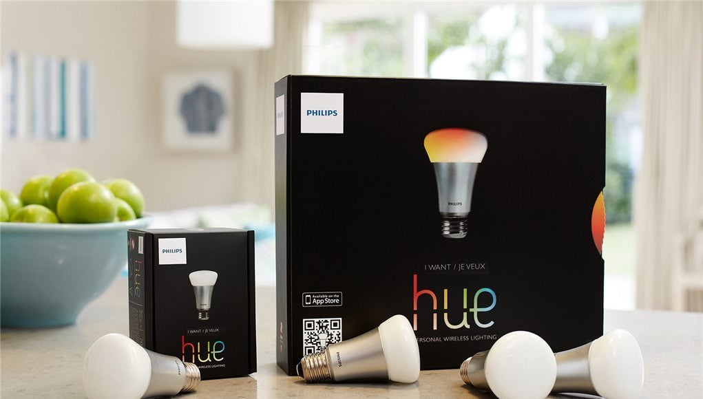 Philips Hue Review – Lit up your life with color