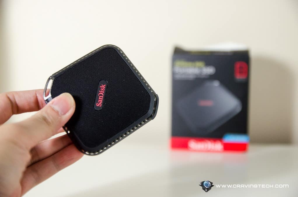 SanDisk Extreme 500-4