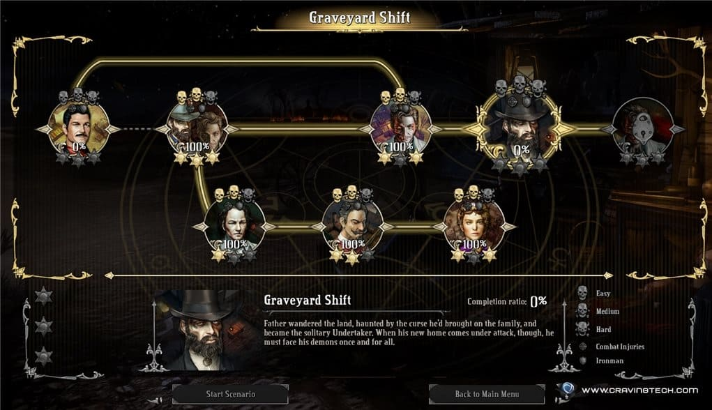 Hard West Campaign