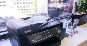Epson ET-4550 EcoTank Printer Review